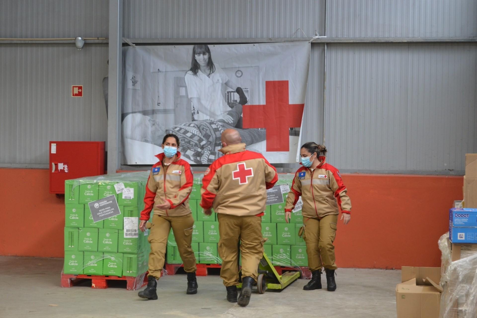 Portuguese Red Cross