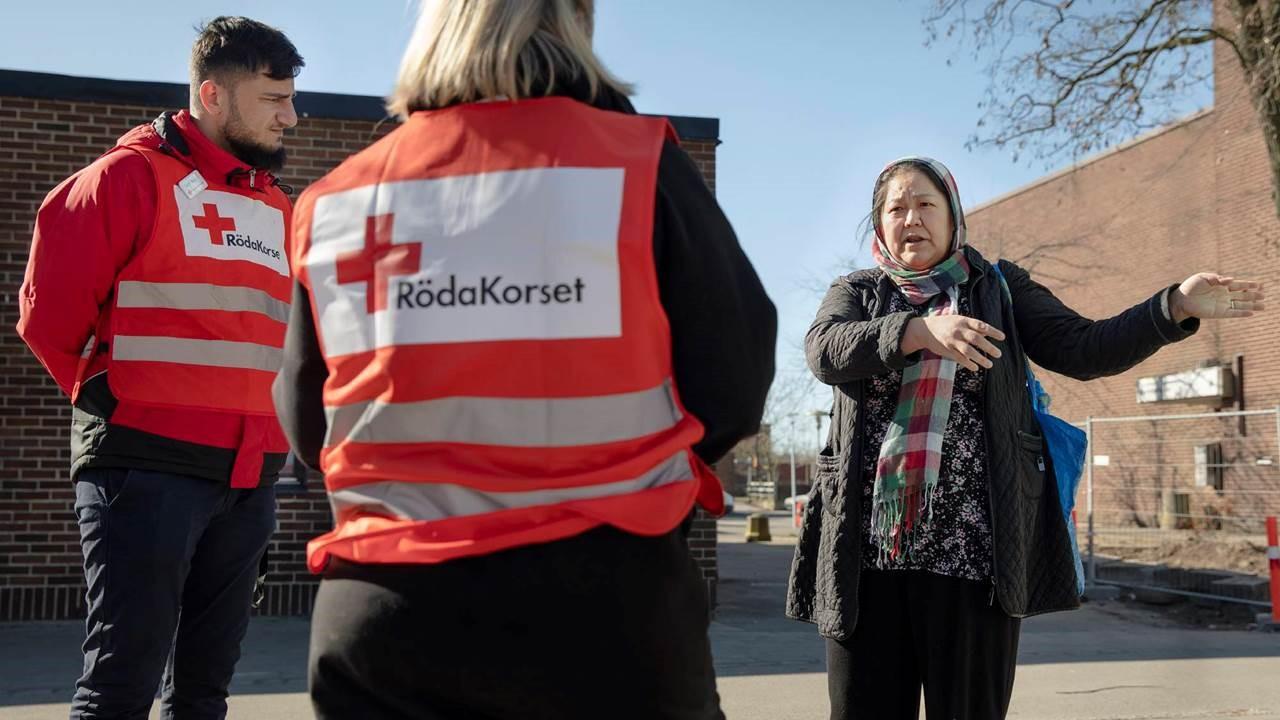 Swedish Red Cross